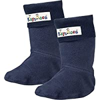 Playshoes Unisex-Child Fleece Socks Wellies Rubber Boots Accessory