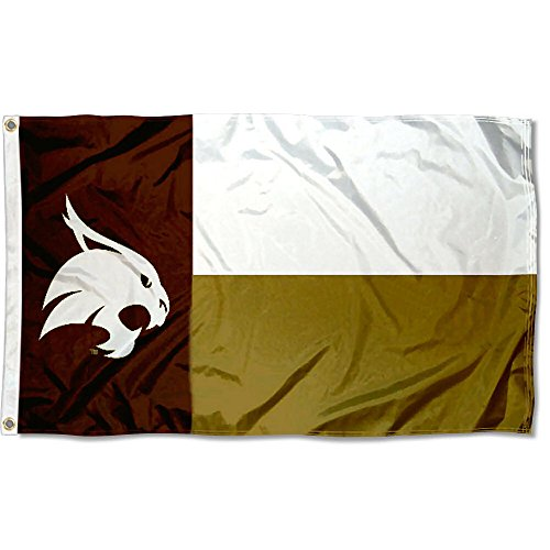 - College Flags and Banners Co. Texas State Bobcats Texas State Flag