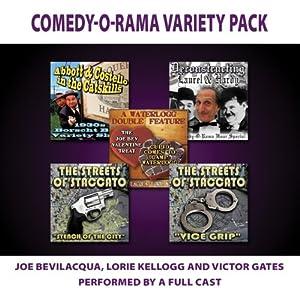 Comedy-O-Rama Variety Pack Radio/TV Program