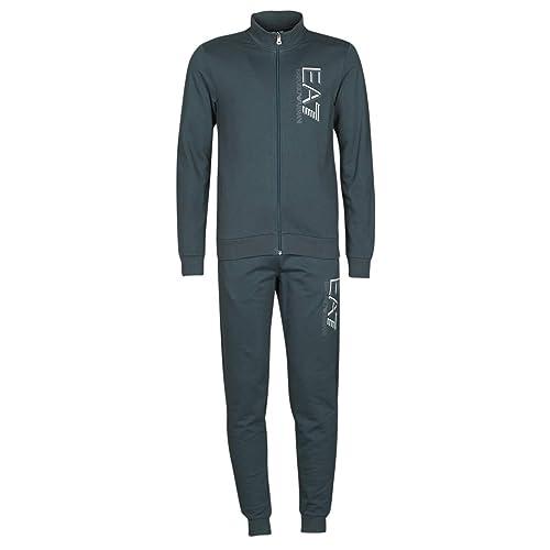 EMPORIO ARMANI EA7 Train Visibility M T-Suit Pantalones de Deporte ...