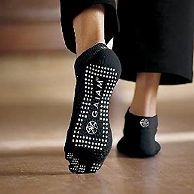 Gaiam Yoga Socks from Gaiam