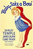 Baby Take a Bow Poster Movie 11x17 Shirley Temple James Dunn Claire Trevor Alan Dinehart