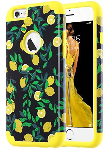 iphone 6 plus bumper case yellow - 3