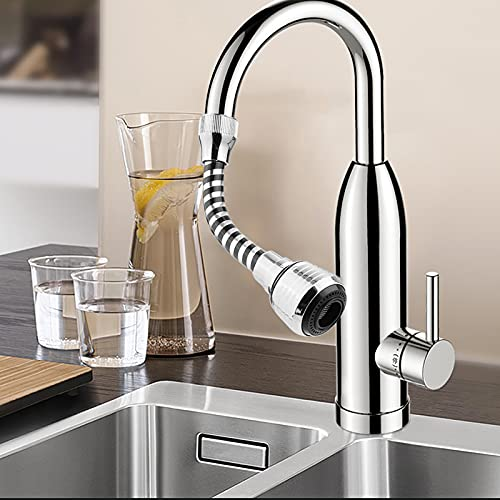 Faucet Extension Tubes, 360 Degree Flexible Faucet Nozzle Sink Faucet Spray Water Out Small Faucet Home Kitchen Accessories
