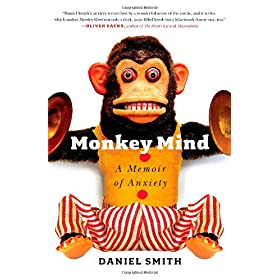 Learn more about the book, Monkey Mind: A Memoir of Anxiety