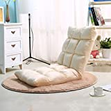 GX&XD lovely Sofa bed,Tatami floor mat Folding mattress Floor lounger cover Floor mattress Lazy sofa Cushion Bay window mat-L 110x52x12cm(43x20x5)