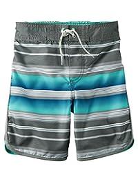 Carter's Toddler Boys' Striped Swim Trunks, 2T