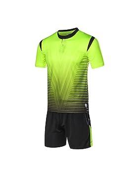 LBLZG Conjuntos De Fútbol Kit Deportivo Jerséis De Fútbol ...