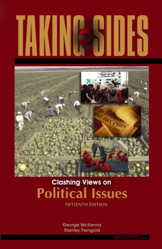 taking sides issue 13 Isbn-13: 978-1259826993  each taking sides issue is thoughtfully framed  with learning outcomes, an issue summary, an introduction, and an exploring.