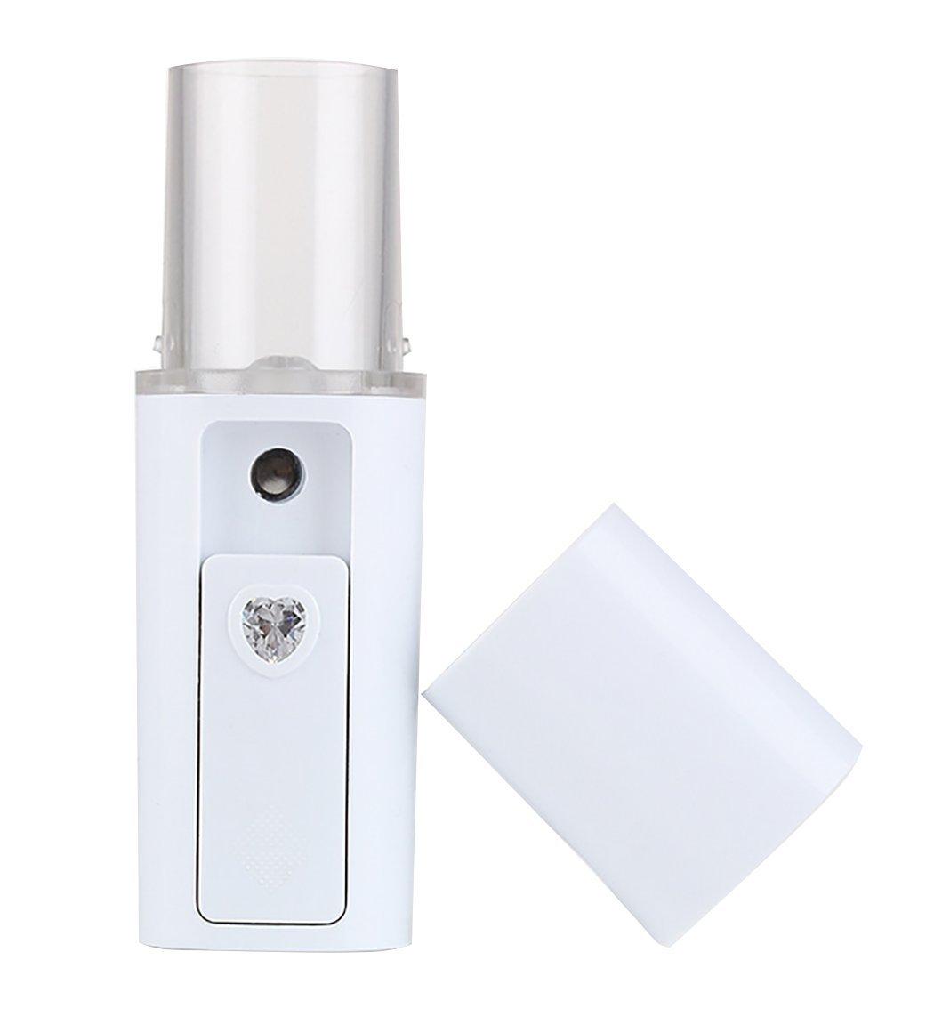 Kapmore Rociador Facial Humectante Recargable Cara Facial Vaporizador Facial (Pink): Amazon.es: Belleza