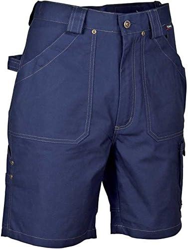 Cofra V057-0-01.Z52 Saragossa Short Bleu Marine Taille 52