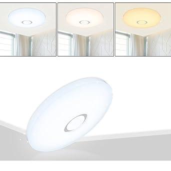 VINGO® 16W LED Farbwechsel Esszimmer Deckenleuchte Modern Starlight ...