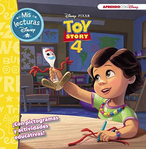 Toy Story 4 (Mis lecturas Disney) por Disney