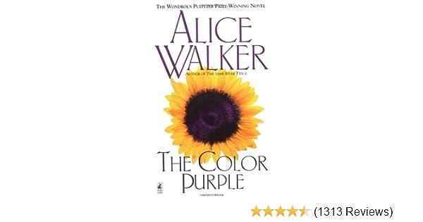 Amazon The Color Purple 9780671727796 Alice Walker Books