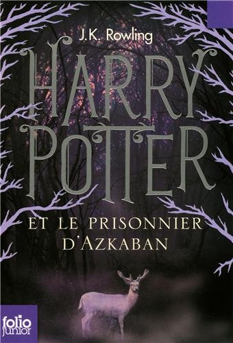 Harry Potter n° 3 Harry Potter et le prisonnier d'Azkaban