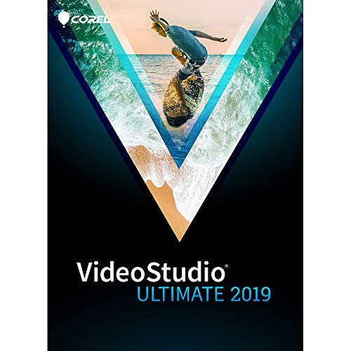 VideoStudio Ultimate 2019 - Video Editing Suite [PC Download] (Windows Video Editing Software)