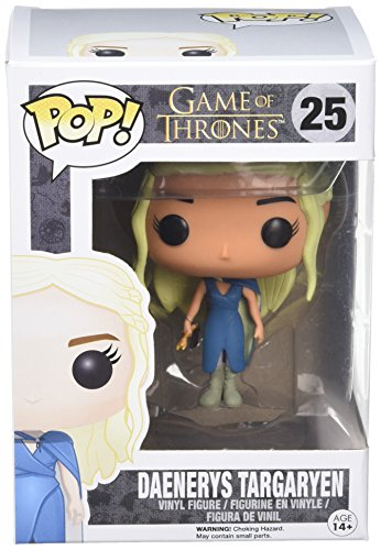 Funko Pop Tv  Game Of Thrones   Mhysa Daenerys Figure