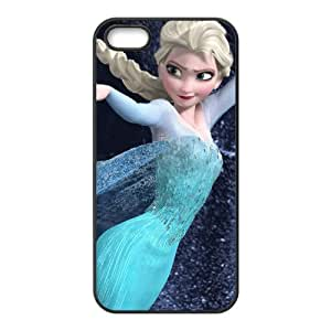 Frozen Princess Elsa Cell Phone Case for Iphone 5s