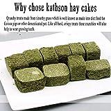 kathson Bunny Chew Toys for Teeth,Rabbit Chew Ball