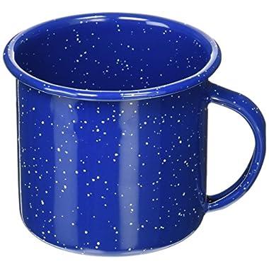 GSI Enamelware 12 Oz Mug - Blue