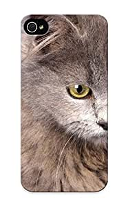 Awesome Case Cover/iphone 6 4.7 Diushoujuan DefenderCase Cover(animal Cat) Gift For Christmas