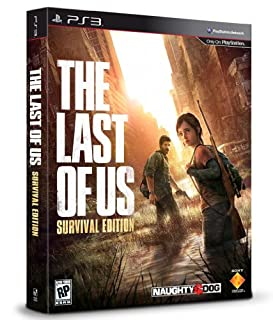 The Last of Us: Survival Edition - Playstation 3 (B00B3PEWQE) | Amazon price tracker / tracking, Amazon price history charts, Amazon price watches, Amazon price drop alerts