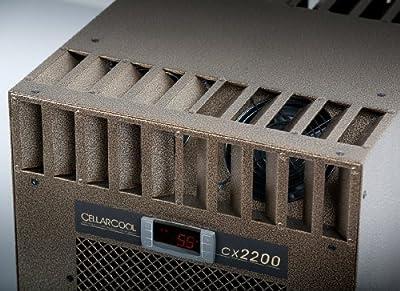 CellarCool® CX2200 Wine Cellar Cooling Unit
