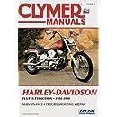 Clymer Harley-Davidson: FLS/FXS Soft Tail Big-Twin Evolution 1984-1999