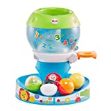 Fisher-Price Go Baby Go! Swirl 'n Tunes Gumball - Go Baby Go!, Multi Color