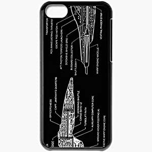 diy phone casePersonalized ipod touch 5 Cell phone Case/Cover Skin Star Trek Blackdiy phone case