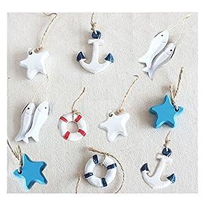 51ETsxcRKNL._SS300_ 50+ Starfish Christmas Ornaments