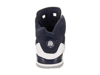 new arrival b696c e3f1f Jordan - SPIZIKE BG - Basketball - Mid Top - Sneaker - navy   weiss   Amazon.de  Schuhe   Handtaschen