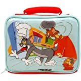 Tom & Jerry Kid's Soft Insulated Lunch Bag Kids Back to School Gift Idea