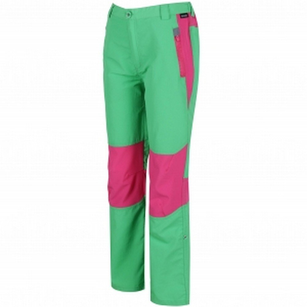Regatta Sorcer Mountain III Lightweight Water Repellent UV Protection Quick Drying Active Pantalones Beb/é-Ni/ños