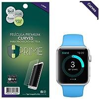 Película Premium HPrime Apple Watch 42mm - Curves (Se adere na parte curva da tela)