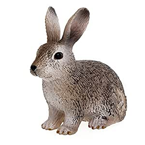 Schleich 14631  -  Figura/ miniatura Los animales del bosque, los conejos salvajes