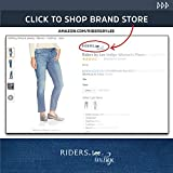 Riders by Lee Indigo Women's Relaxed Fit Straight
