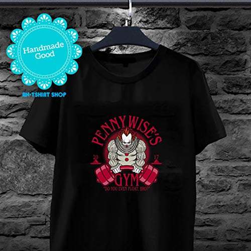 Pennywise Clown - Do You Even Float Bro Pennywise Gym Scary Clown Halloween T-shirt for men and women