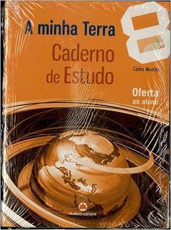 Minha Terra - Geografia - 8º Ano - Bloco Pedagógico (Portuguese Edition): Carlos Moucho: 9789727709892: Amazon.com: Books
