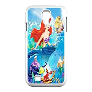 Popular The Little Mermaid - Princess Ariel Productive Back Phone Case For SamSung Galaxy S4 Case -Style-14