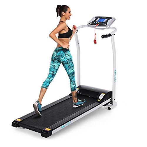 Treadmill (White)