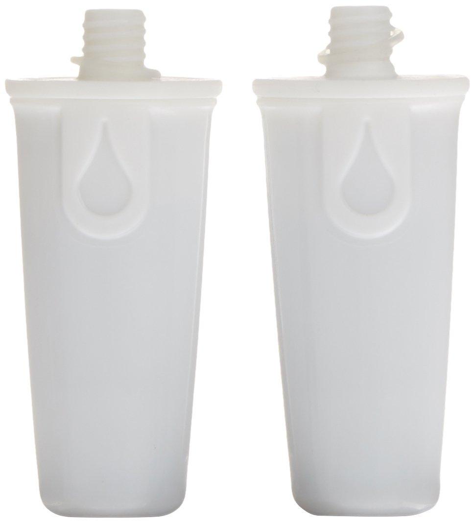 Irisana 72.IR75 - Filtros de Carbono Activo para BBO, Color Blanco