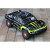 Muddy Monster Body for 1/10 Slash RC Car Truck Shell Cover fits on All Slash Versions (Truck not Included)