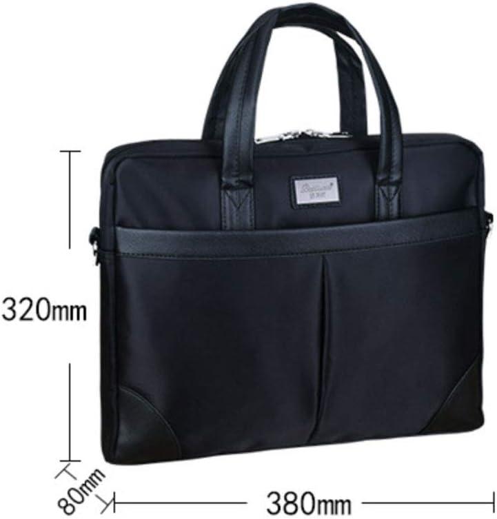 Business shoulder bag waterproof multi-function portable file bag conference fashion