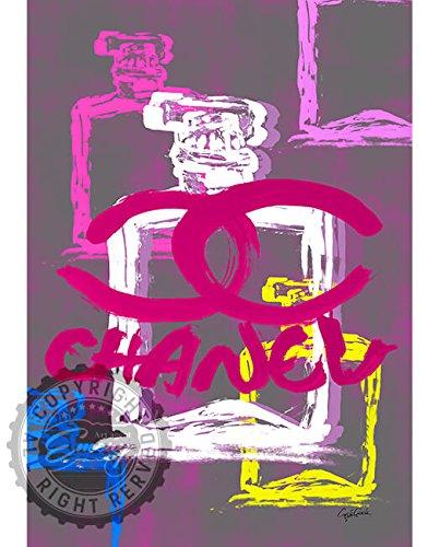 #044 Craig Garcia glamorous glmrブランド モチーフ アート ポスター (A3, 03) [並行輸入品] B075KPQWSB A3|03 3 A3