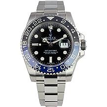 Rolex GMT-Master II 2 Steel Black & Blue Ceramic Bezel 116710 BLNR