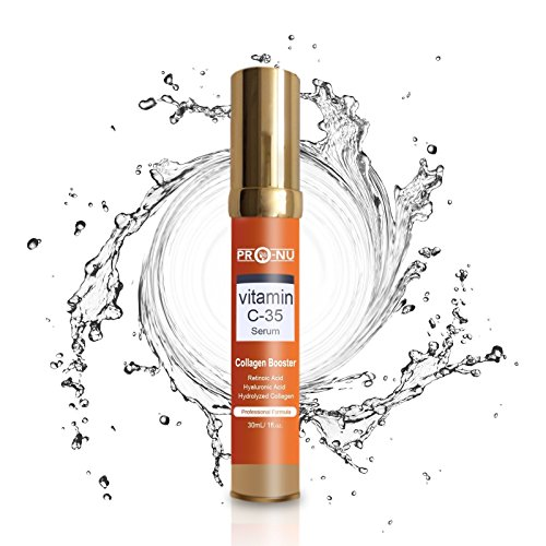 Pro-Nu Vitamin C 35% Serum for Anti-Aging Skin Rejuvenation