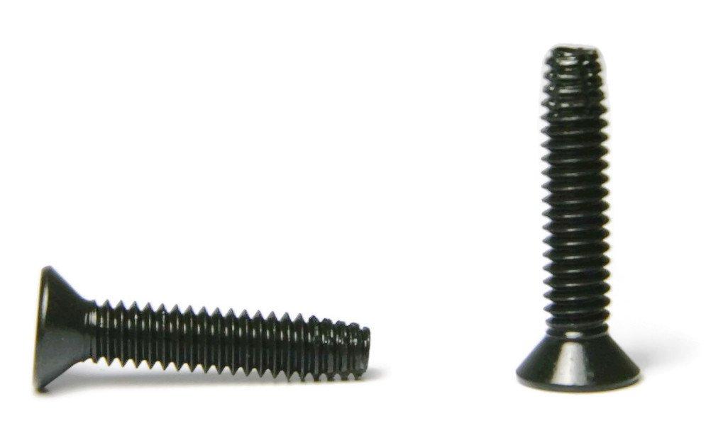 1/4''-20 Flat Head T30 Star Drive Thread Cutting Trailer Floorboard Screws - Qty 200 (1/4''-20 x 1-1/2'') by RAW PRODUCTS CORP