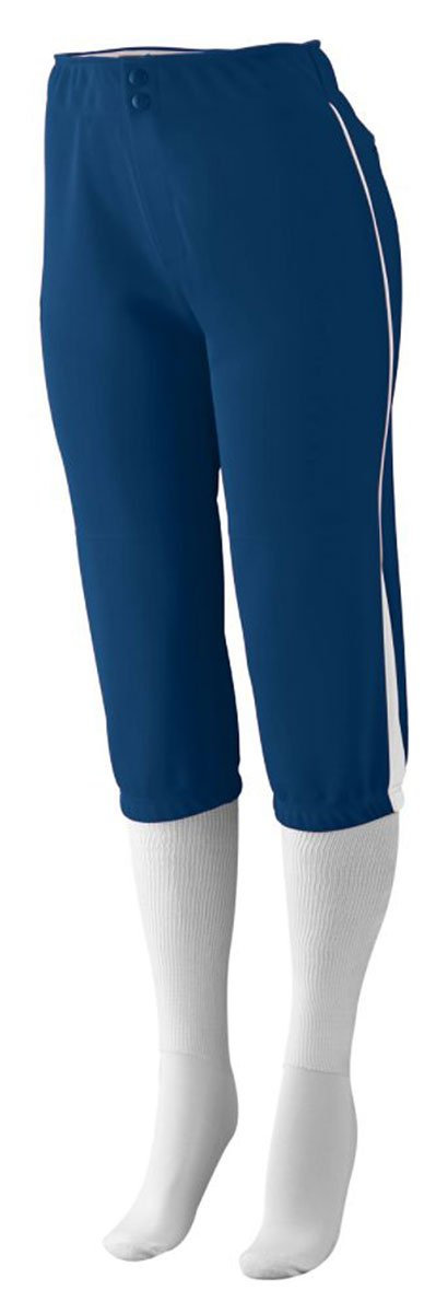 Augusta Sportswear PANTS レディース B00IUJG85E M|ネイビー/ホワイト ネイビー/ホワイト M