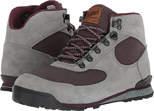 Danner Womens Shoes - Danner Women's Jag-W's Fashion Boot, Dusty/Aubergine, 9 M US